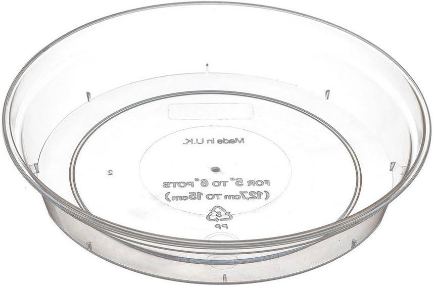 15 Stewart Saucer For Clear Pots 11-18cm