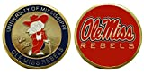 University of Mississippi Ole Miss Challenge Coin