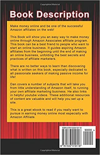 make free passive income making money from amazon affiliate