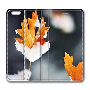 iPhone 6 Leather Case, Personalized Protective Flip Case Cover Tranquility 2 for New iPhone 6