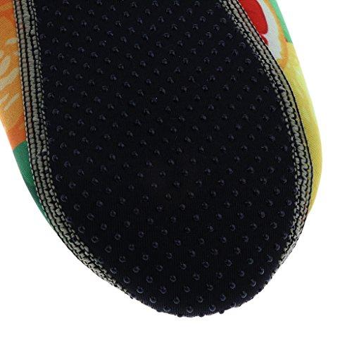 Ropa Libre Seguridad Fityle De Camo Mujer Equipo Acuáticos Calcetines Aire Buceo Deportes Snorkel IcvvOYwq