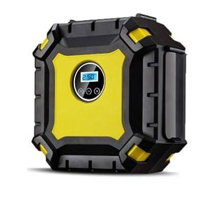 YZ-YUAN Compresor De Aire Digital Inflador De Aire Bomba De Aire Comprimido De La