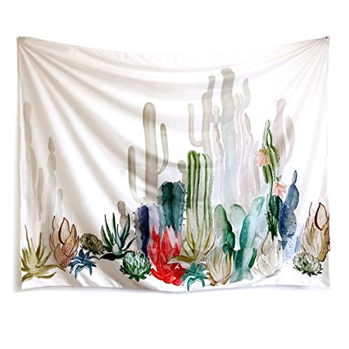 60' Tapestry Throw Blanket (Fabric Tapestry Creative Wall Hanging Home Room Decoration Table Cloth (50'' X 60''))