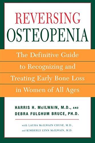 Reversing Osteopenia