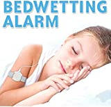 Best Bed Alarm For Bedwetting Training Children and Kids to Stop Night Time Moisture Easy Solutions Control Nocturnal Enuresis Alarm System