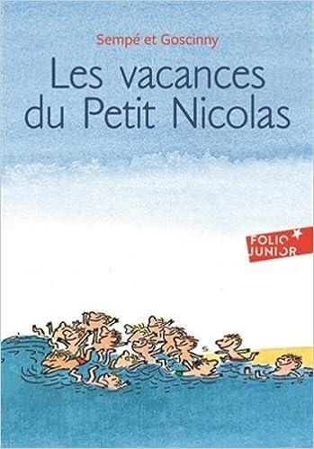 03758d4ee12c3c Les vacances du petit Nicolas (Adventures of Petit Nicolas) (Französisch)  Taschenbuch – 1. Januar 1992