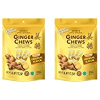 Prince of Peace 2-Pack of 4 oz. Ginger Candy