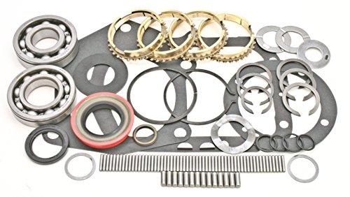 Transparts Warehouse BK115WS Saginaw 3 & 4 Speed Transmission Kit with Rings