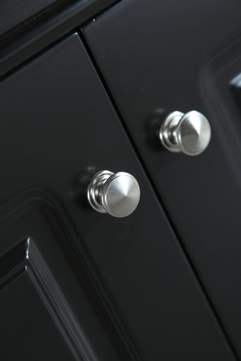 Design Element Odyssey Double Trough Style Sink Vanity Set, 90-Inch,  Bathroom Sinks - Amazon Canada