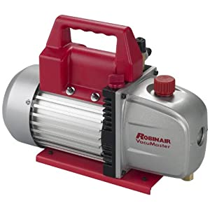 Robinair 15500 VacuMaster Economy Vacuum Pump - 2-Stage, 5 CFM