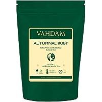 VAHDAM, té negro otoñal Darjeeling Ruby, 100 gramos