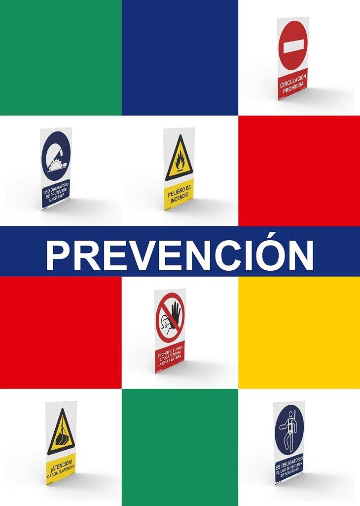 Normaluz RD41037 - Señal Prohibido Bañarse PVC Glasspack 0,7 ...