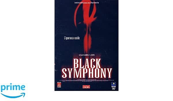 Black Symphony [Italia] [DVD]: Amazon.es: Silke Hornillos ...