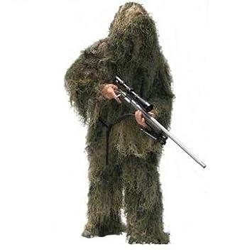 Wgwioo Camo Woodland Traje de Camuflaje para Caza táctica de ...