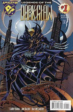 Legends Dark Claw - Legends of the Dark Claw, Edition# 1