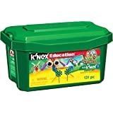 K'NEX Education - Kid K'NEX Group Building Set - 131 Pieces - Ages 3+ - Preschool Educational Toy