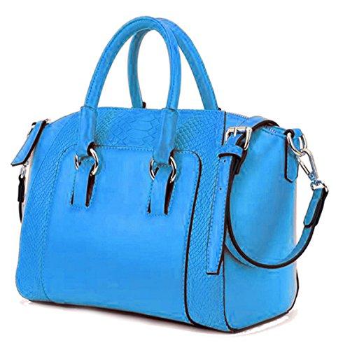 Noir Vincenza Bleu Cabas Femme Pour Rtrvw7qR