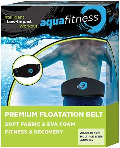 Adjustable Swim Belt EVA Foam Floating Swim Waist Belt Kids and Youth HONUTIGE Swimming Buoyancy Belt Water Aerobics Exercise Belt Safe Swimming Training Aid Float Board for Adults
