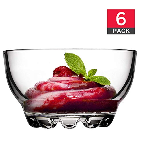 glass fruit dishes - 6