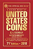 img - for A Guide Book of United States Coins 2018: The Official Red Book, Hardcover book / textbook / text book