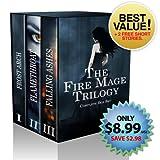 The Fire Mage Trilogy Complete Box Set (3 Books + Bonus Short Stories)