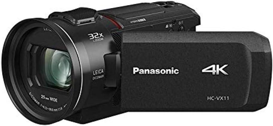 Panasonic HC-VX11EG-K - Videocámara (Pantalla de 7.5