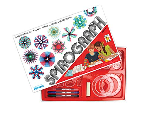 (Spirograph Deluxe Retro Kit)