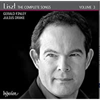 LISZT. The Complete Songs Vol.3. Finley/Drake
