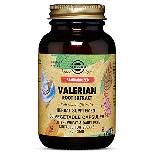 Solgar Valerian Root Vegetable Capsules