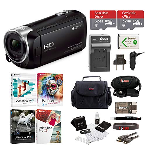 Sony HDR-CX405 1080p Full HD 60p Handycam Camcorder for sale  Delivered anywhere in USA