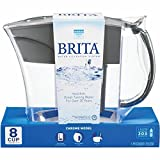 Brita 42632 Riviera 64-Ounce Water Pitcher and 1 Filter