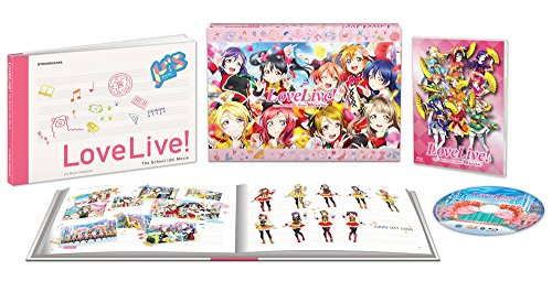 Love Live! School Idol Project Movie BLURAY Collection (Premium Edition) by NIS America