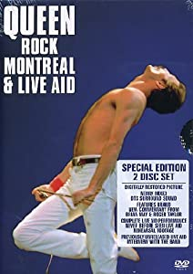 """Afficher """"Queen rock Montreal & live Aid"""""""