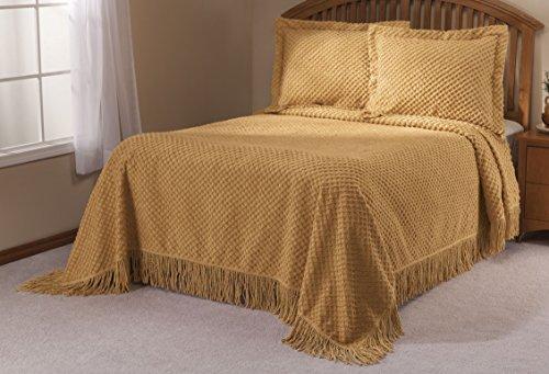 The Nancy Chenille Bedspread by OakridgeTM