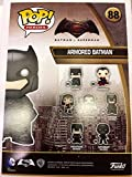 Funko POP! Heroes Armored Batman Legion of Collectors Exclusive DC Comics Collectible