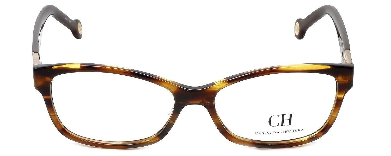 Amazon.com: Carolina Herrera – anteojos de lectura VHE615 ...