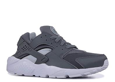 974caf173ca79 Nike  654275-012  Huarache Run GS Grade School Sneakers NIKECOOL Grey CL