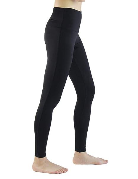 Amazon.com: Shymay - Pantalones de yoga para mujer, de ...