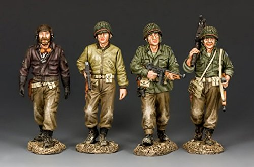 King & Country DD239 Gang of Heroes