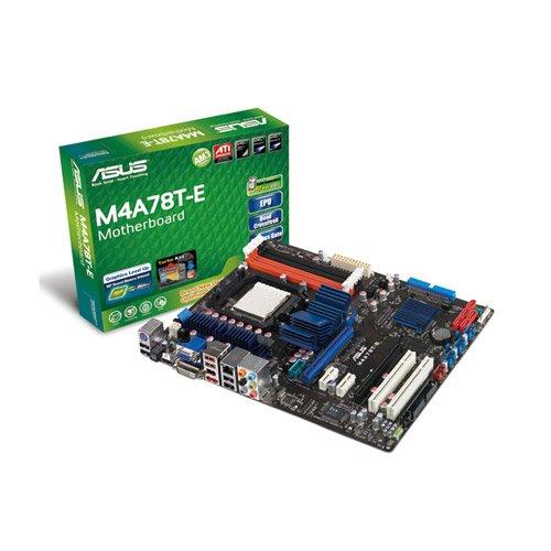 (Asus M4A78T-E Socket AM3/ AMD 790GX/ Hybrid CrossFireX/HDMI/A&V&GbE/ATX Motherboard)