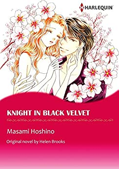 Amazon Com Knight In Black Velvet Harlequin Comics Ebook