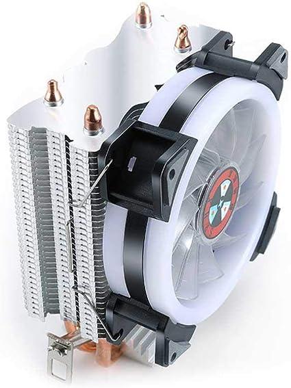 Teepao Sistema de refrigeración para CPU Disipador de Procesador ...