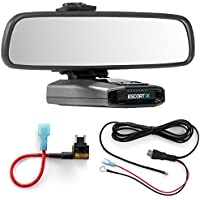 Radar Mount Mirror Mount Bracket + Direct Wire + Micro Add a Circuit for Escort (3001507)
