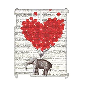 Elephant on Dictionary 3D-Printed ZLB523551 DIY 3D Cover Case for Ipad 2,3,4