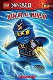 LEGO Ninjago: Reader #12: Ninja vs. Ninja