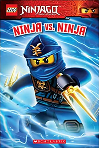 Amazon.com: LEGO Ninjago: Ninja vs Ninja (Reader #12 ...