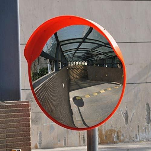 カーブミラー マウント付きラウンド広角レーン道路安全交通ミラーハードウェア調節可能ウォールマウントブラケット60センチメートル80センチメートル、取付金具送ります RGJ3-23 (Size : 60cm)