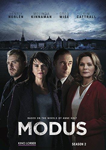 Modus Season 2 by Kino Lorber