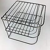 DecorRack Kitchen Corner Shelf, Countertop and