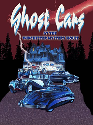 Munsters Case - Ghost Cars at the Winchester Mystery House